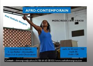 Afro-contemporain 2016-2017