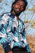 "marque ""Simone Mangwa"" model Babacar Top"