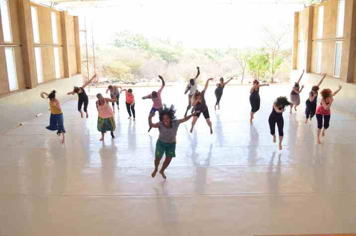 Danse, Ecole des Sables