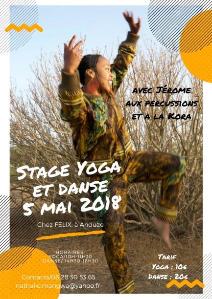 Stage 5 mai 2018 chez Félix