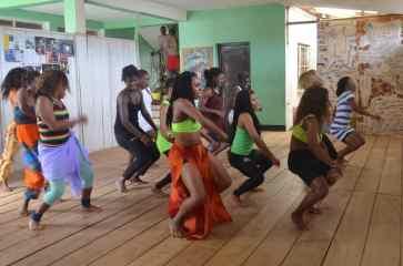 Stage danse et yoga, Yaoundé