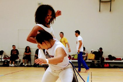 Festival capoeira Kajûe