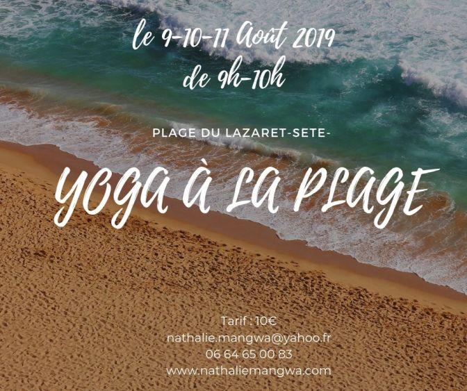 Yoga à Sète