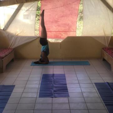 Popenguine yoga space