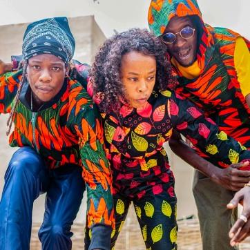collection Simone Mangwa